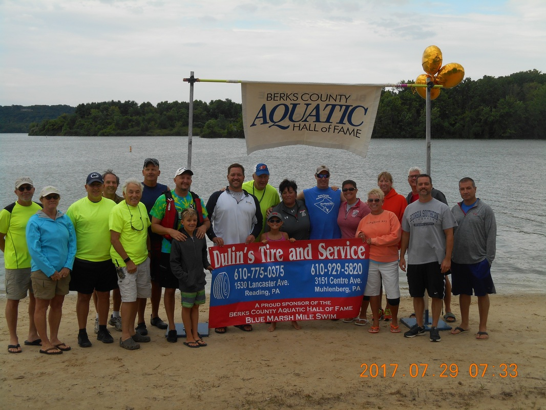 Blue Marsh Mile - Welcome to the Berks County Aquatic Hall